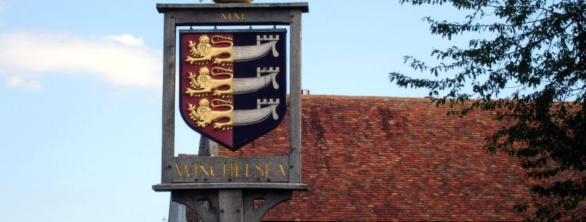 Winchelsea Town Sign 01